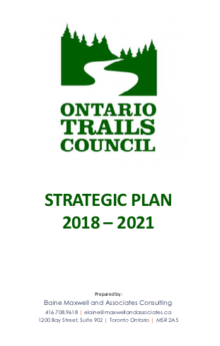 Useful Information | Ontario Trails Council