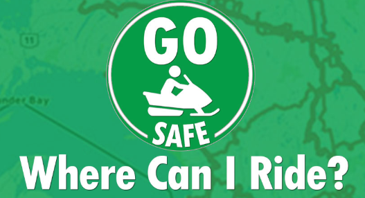 go safe where can I ride