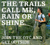 support outdoor recreation, support onario trails