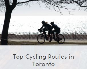 toronto tourism cycling routes