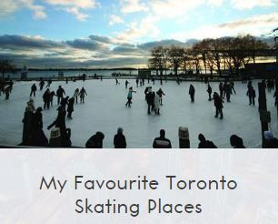 toronto tourism skating trails