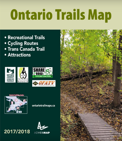 advermap ontario trails map