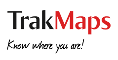 trak maps know where you are video