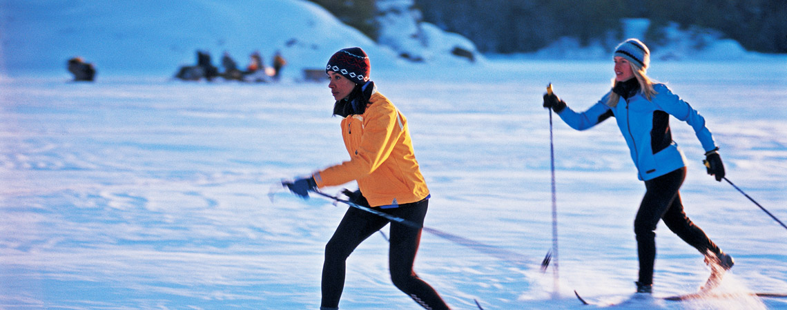 Snowshoeing & Backcountry | Ontario Trails Council
