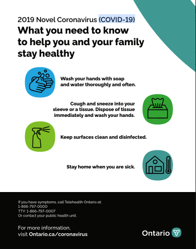 steps to stay healthy covid 19