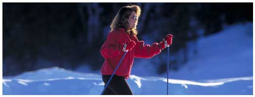 Cross Country Skiing | Ontario Trails Council