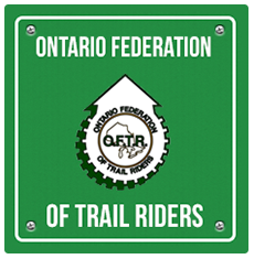 Ontario federation of trail riders