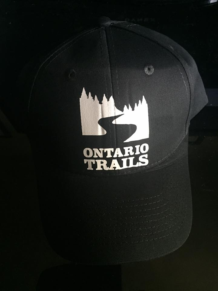 ontario trails ball cap