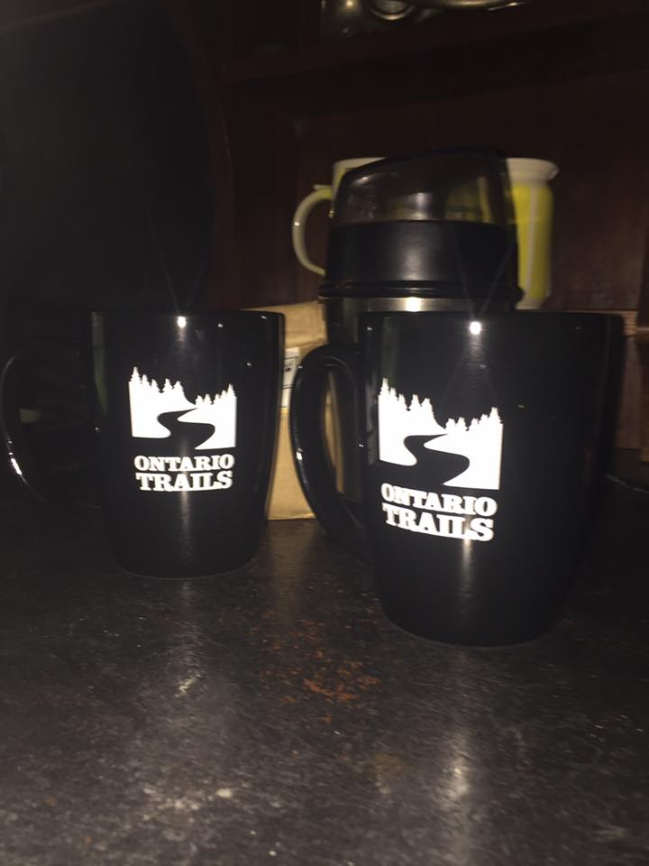 ontario trails council coffee mugs