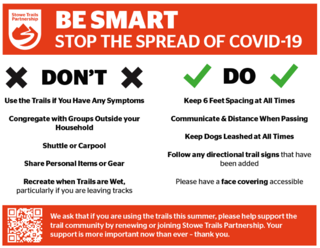 stop the spread of covide