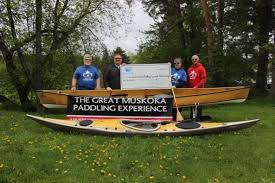 the great muskoka paddling experience