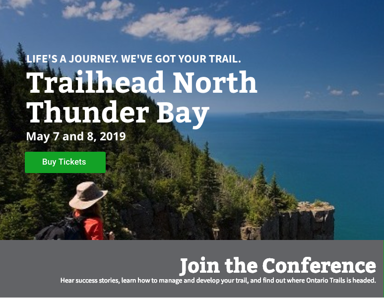 trailhead north thunder bay