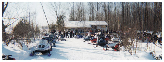Chesley & District East Riders Snowmobile Club Trail ...