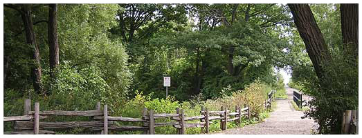 Colborne Waterfront Trail Ontario Trails Council