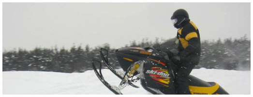 Orangeville Snowmobile Club Trail | Ontario Trails Council