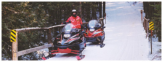 Wasaga Beach Snowmobile Club Trail | Ontario Trails Council