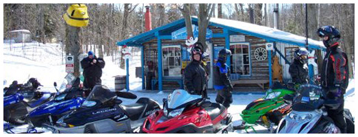 Eastern Ontario Snowmobile Club Trail | Ontario Trails Council