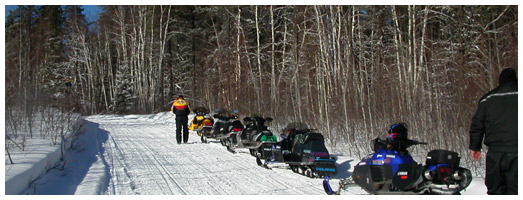Grenville Snowmobile Association Trail | Ontario Trails ...