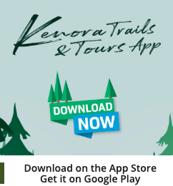 kenora trails and tours app