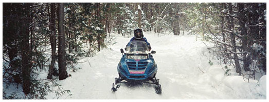 South Seguin Snowmobile Club Trail | Ontario Trails Council