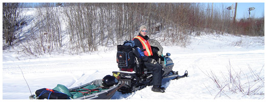 Wawa Sno-Riders Club Trail | Ontario Trails Council