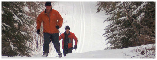 Wasi Cross-Country Ski Trails | Ontario Trails Council