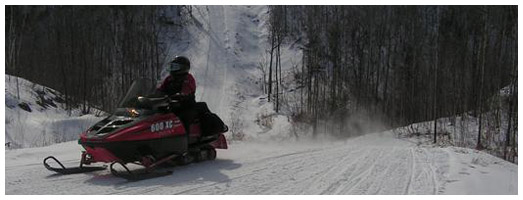Rideau Snowmobile Club Trail | Ontario Trails Council