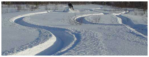 Nakina Snowmobile Club Trail | Ontario Trails Council
