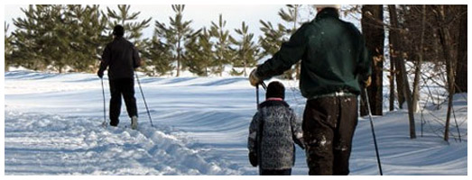 Port Elgin Cross-Country Ski Trail | Ontario Trails Council